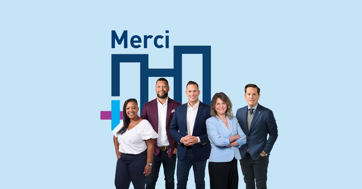 Bilan de la campagne Relançons demain   Objectif dépassé!